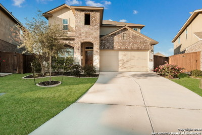 San Antonio Single Family Home New: 12139 Coxs Alley