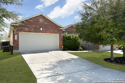 San Antonio Single Family Home New: 9703 Rainbow Creek