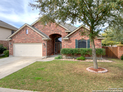 Schertz Single Family Home New: 2557 Grenada Gait