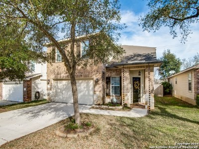 San Antonio Single Family Home New: 5947 Southern Knoll