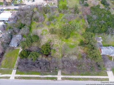 San Antonio Residential Lots & Land New: 511 Hot Wells Blvd