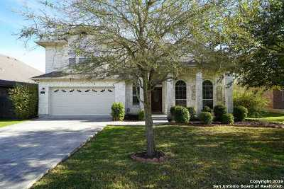 Schertz Single Family Home New: 599 Secretariat Dr