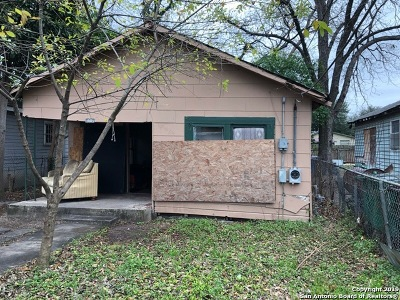 San Antonio Single Family Home New: 2432 Potosi St