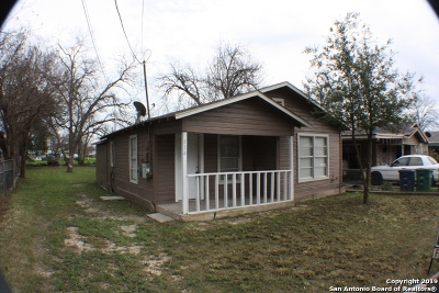 San Antonio Single Family Home New: 614 Collingsworth Ave