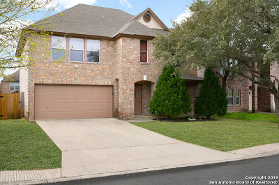 San Antonio Single Family Home New: 11732 Paddlebrook