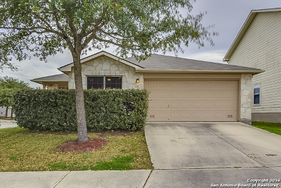 Cibolo TX Single Family Home Price Change: $193,000