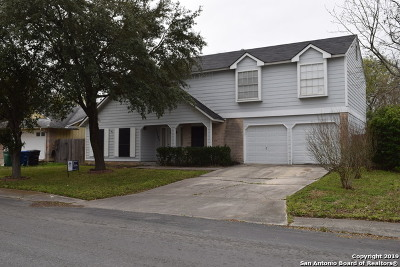 San Antonio TX Single Family Home New: $179,000