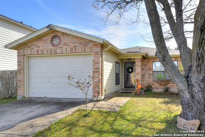 Bexar County Single Family Home New: 6818 Misty Field Dr