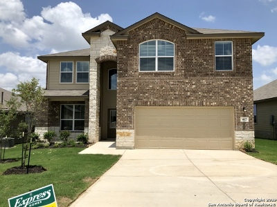 Guadalupe County Single Family Home New: 412 Swift Move