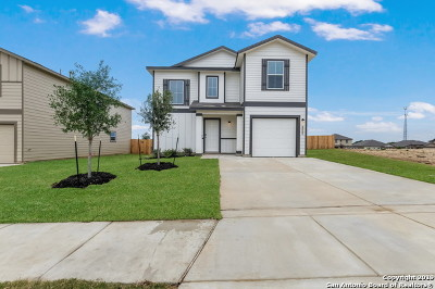 San Antonio Single Family Home New: 4215 Toledo Mist