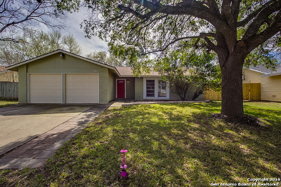 San Antonio Single Family Home New: 7126 Spring Leaf St