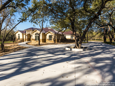 Atascosa County Single Family Home New: 298 Grey Stone