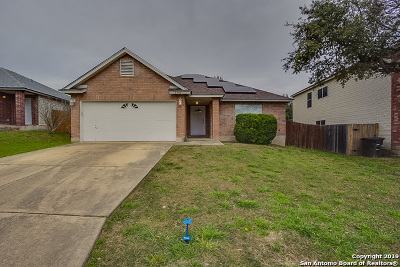 San Antonio Single Family Home New: 9443 Sycamore Brook