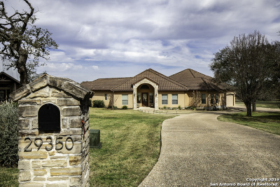 Fair Oaks Ranch Single Family Home New: 29350 Duberry Ridge