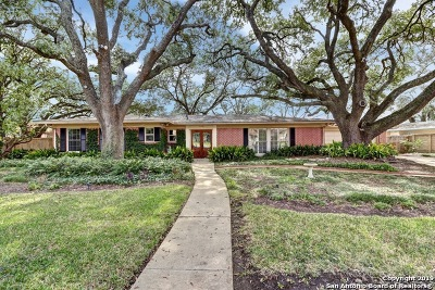 San Antonio Single Family Home New: 110 Anne Lewis Dr