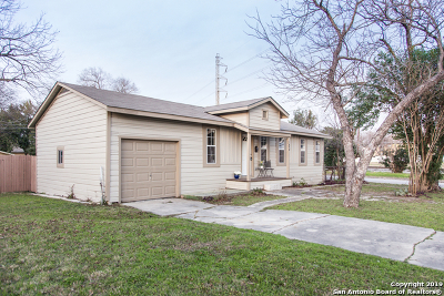 San Antonio Single Family Home New: 105 W Mariposa Dr