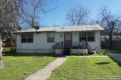 Hondo Single Family Home New: 1304 & 1305 22nd Street
