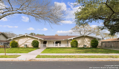 San Antonio Single Family Home Back on Market: 11627 Lida Rose Dr