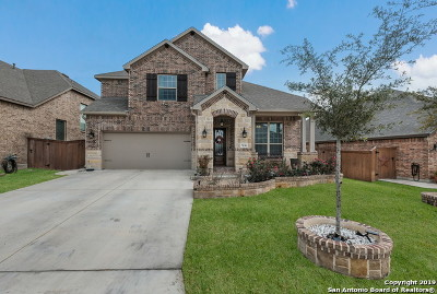 San Antonio Single Family Home New: 7630 Goldstrike Dr