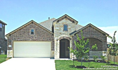 San Antonio Single Family Home New: 7802 Waterford Tree