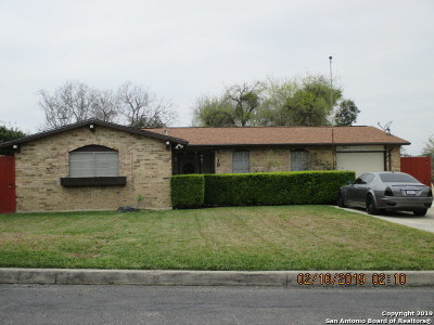 San Antonio TX Single Family Home New: $179,500
