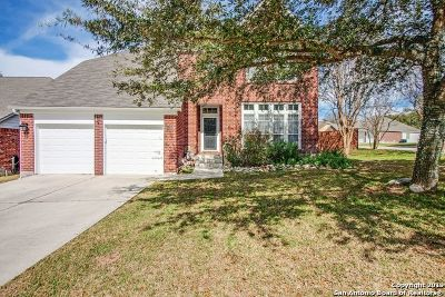 San Antonio Single Family Home New: 1203 Delmont Ct