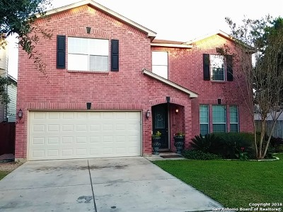 San Antonio Single Family Home New: 21114 Pearl Harvest