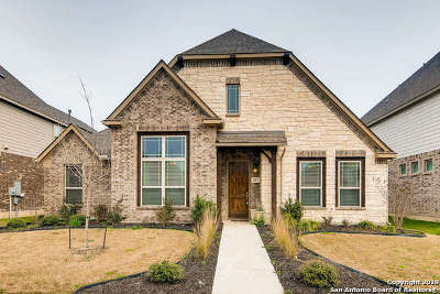 Boerne Single Family Home New: 207 Champion Blvd