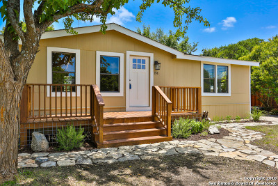 Boerne Manufactured Home Active Option: 151 Bluebonnet Circle