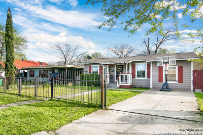Single Family Home New: 322 La Manda Blvd