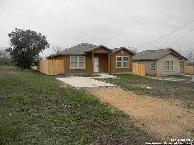 San Antonio Single Family Home New: 527 F St