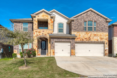 Cibolo Single Family Home Active Option: 320 Windmill Way