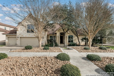 San Antonio Single Family Home New: 25143 Fairway Springs