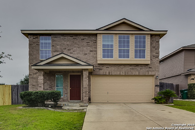 San Antonio Single Family Home New: 6603 Drifting Sky