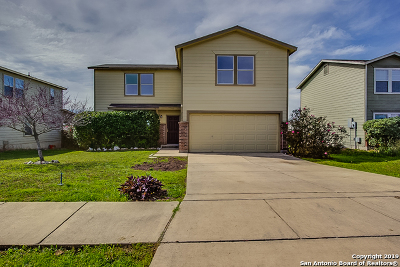 Comal County Single Family Home New: 713 Northern Lights Dr