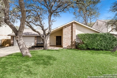 San Antonio Single Family Home New: 7814 Valley Trails St