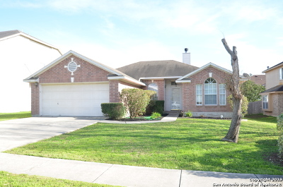 Schertz Single Family Home New: 1108 Arbor Dawn Ln