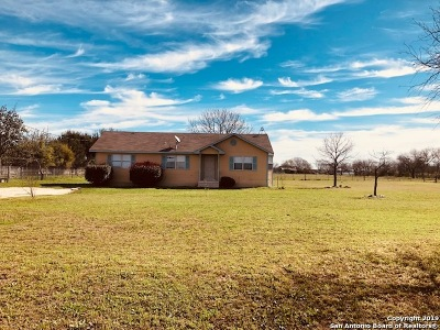 Medina County Single Family Home New: 1726 County Road 5710