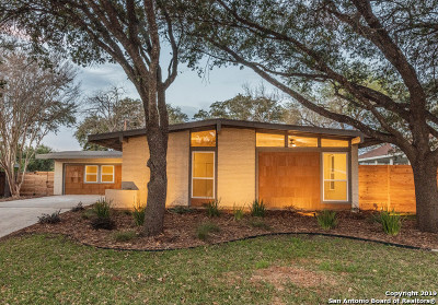San Antonio Single Family Home New: 207 Springwood Ln