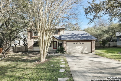 San Antonio Single Family Home New: 7606 Benbrook