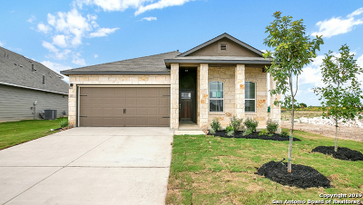 Comal County Single Family Home New: 371 Arbor Hills