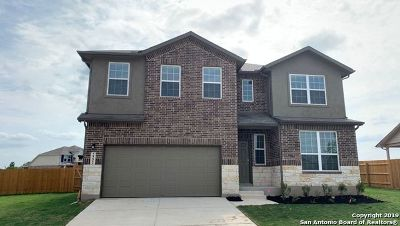 New Braunfels Single Family Home New: 2222 Flintshire Dr