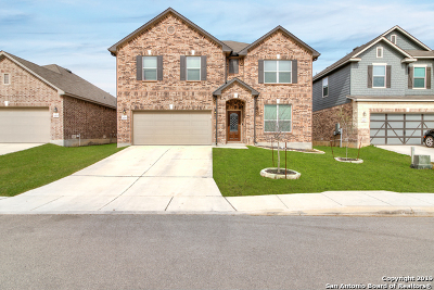 San Antonio Single Family Home New: 4419 Sebastian Oak