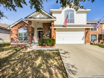 San Antonio Single Family Home New: 7718 Beechnut Oak
