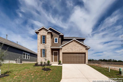 Medina County Single Family Home New: 521 Hunter's Ranch