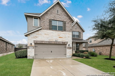 San Antonio Single Family Home New: 15410 Gallant Bloom
