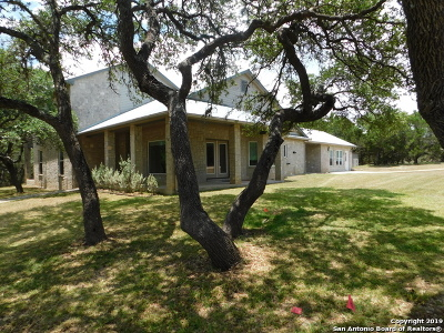 Canyon Lake Single Family Home For Sale: 891 Bendel Ranch Rd