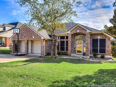 Schertz Single Family Home Active Option: 2520 Jane Addams Dr