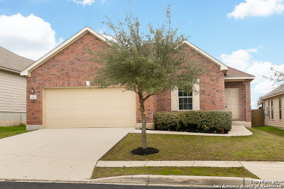 Live Oak Single Family Home New: 10808 Fox Crest