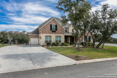 Helotes Single Family Home Active Option: 13202 Trotting Path